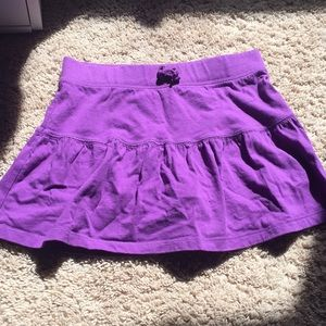Children's Place Skirt (with shorts)